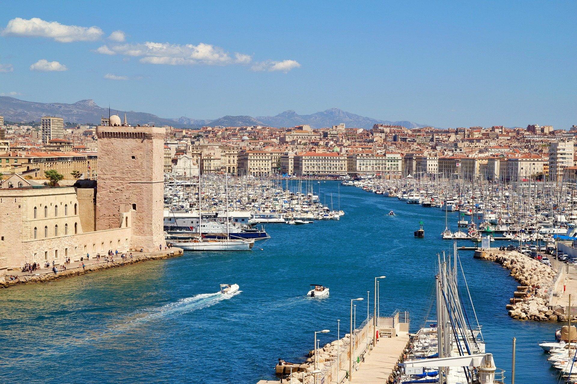You are currently viewing Hausse du budget : 1,525 milliard d'euros pour la ville de Marseille