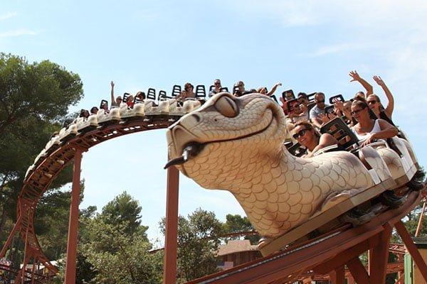 Read more about the article Les parcs d'attractions autour de Marseille