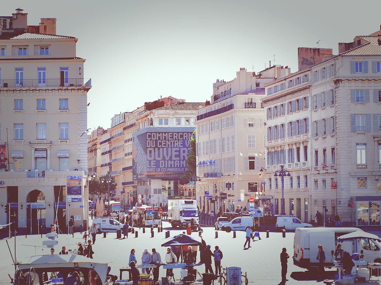 You are currently viewing Marseille en dernière position du classement des villes les plus marchables de France