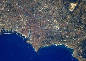 Read more about the article Thomas Pesquet a photographié Marseille depuis l'espace